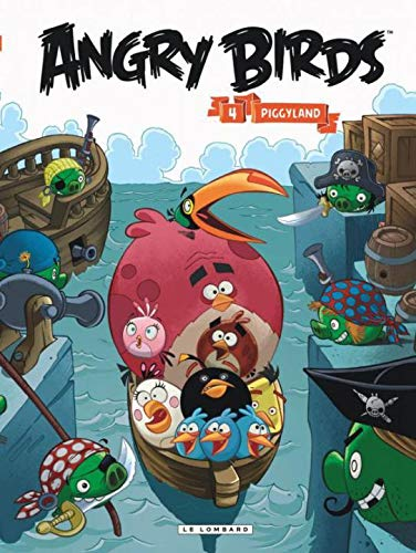 Angry Birds, (tome 4)