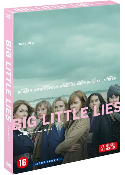 Big Little Lies, (saison  2)