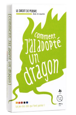 Comment j'ai adopté un dragon