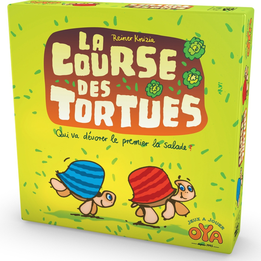 Course des tortues (La)
