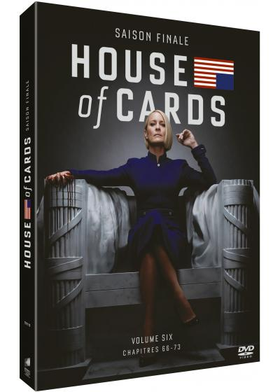 House of acrds, (saison 6)