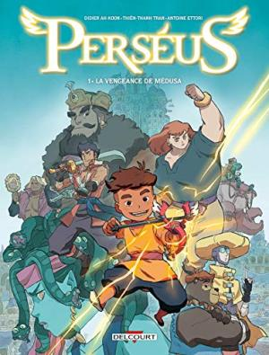 Perséus, (tome 1)
