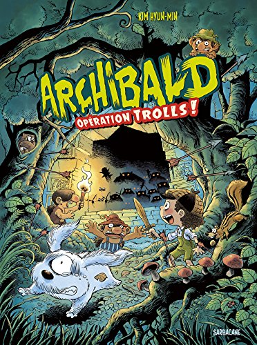 Archibald, (tome 3)
