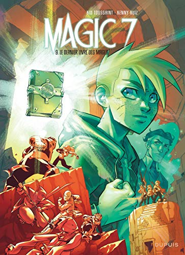 Magic 7, (tome 9)