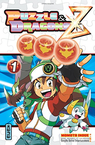 Puzzle & dragons Z, (tome 1)