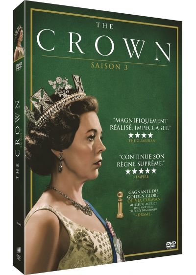 The crown, (saison 3)